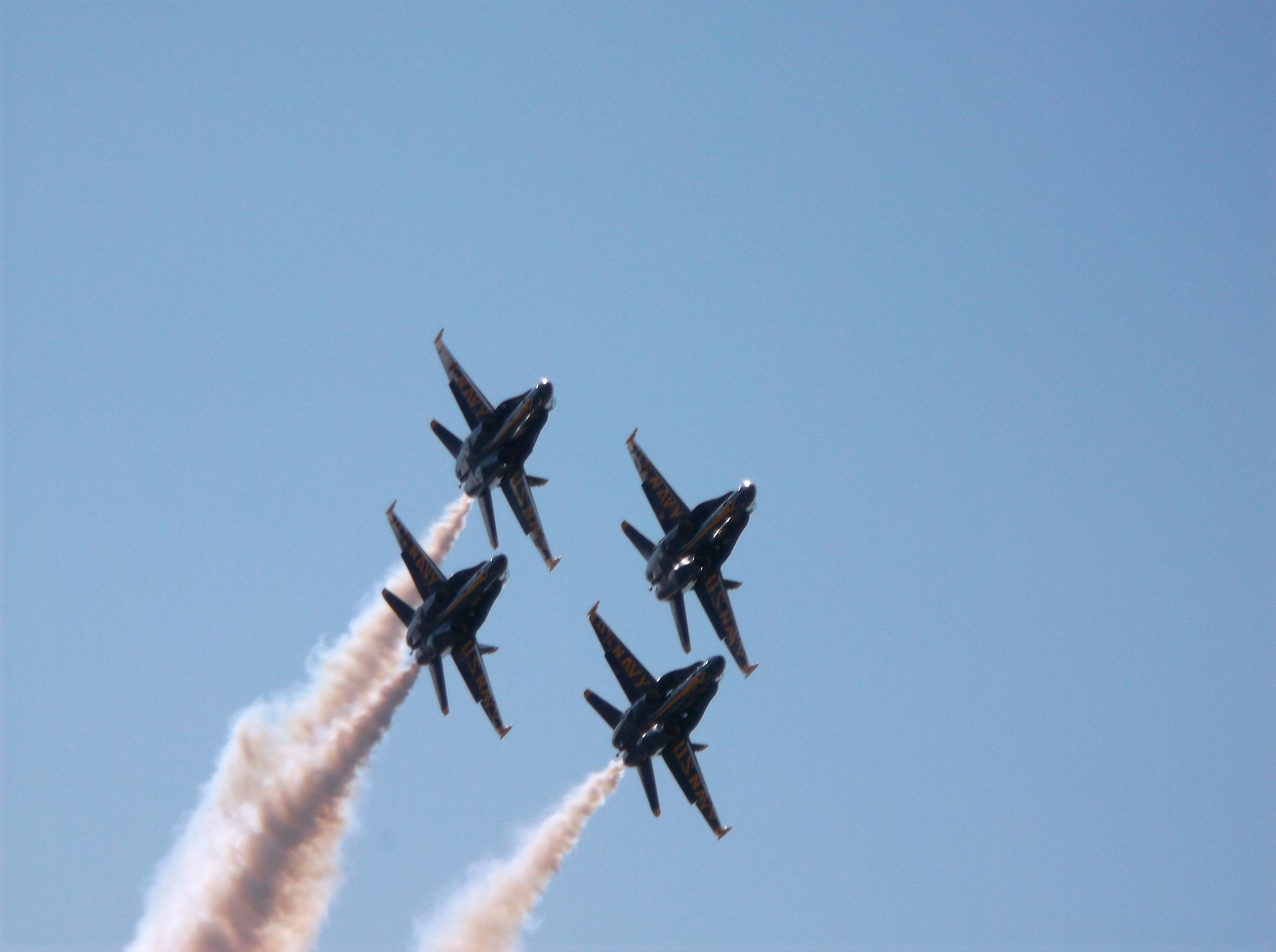 Blue Angels!