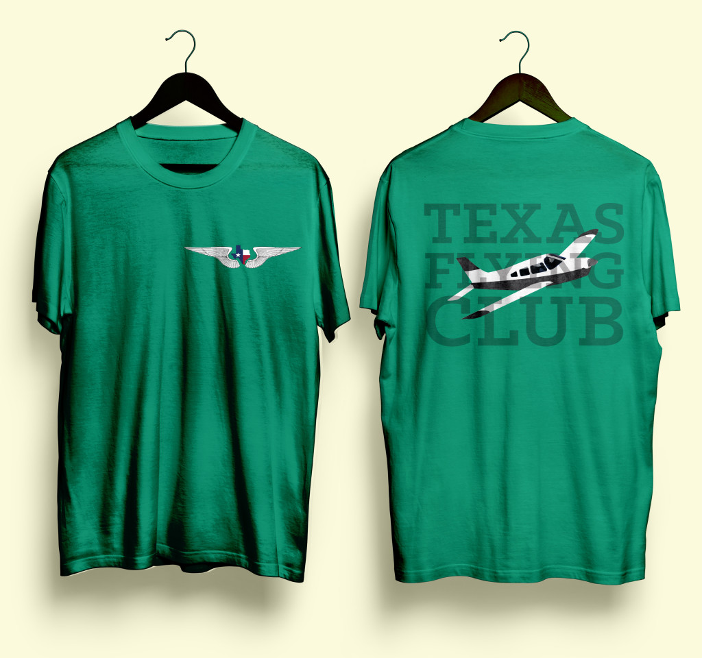 TexasFlyingClubGreen